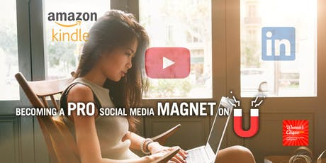 [TALK ABOUT WOMEN] BECOMING A PRO SOCIAL MEDIA MAGNET ON... tickets