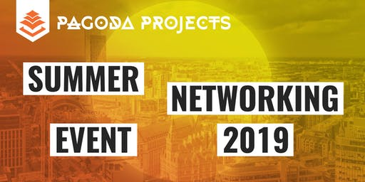 Pagoda Projects Summer Networking Event