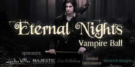 Eternal Nights Vampire Ball tickets