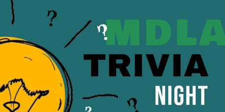 Mackay District Law Association Inaugural Trivia Night tickets