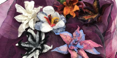 Fantasy Felted Flowers tickets