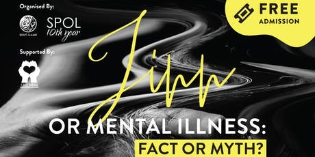 Jinn or Mental Illness: Fact or Myth? tickets