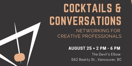 Cocktails & Conversations | Vancouver Networking tickets