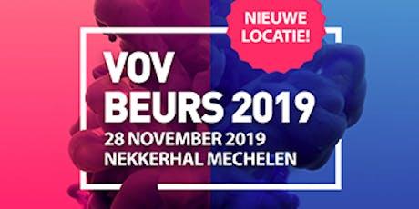 VOV Beurs 2019 tickets