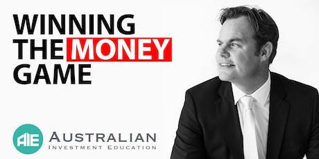 Winning the Money Game - Sydney Workshop tickets