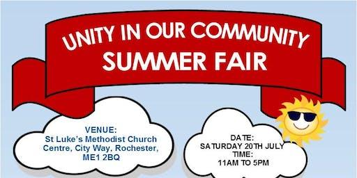Medway Community Summer Festival
