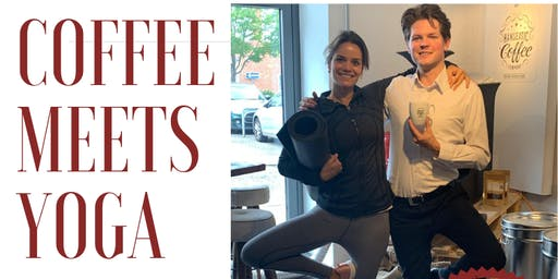 Coffee meets Yoga @ the Roastery