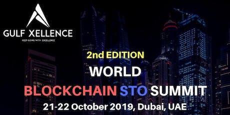 World Blockchain STO Summit Dubai  tickets