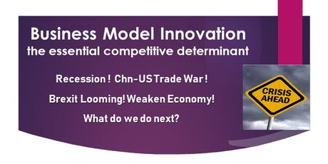 Business Model Innovation - the essential competitive determinant   tickets