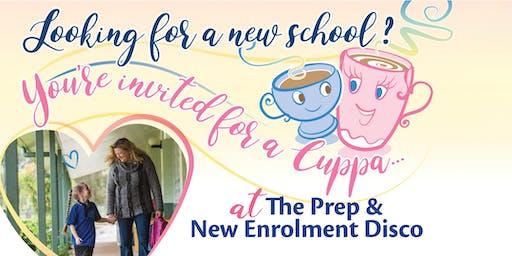 St Teresa's Prep & New Enrolment Disco