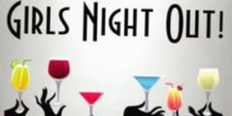 Ladies Night Bunco, Shopping, Dining tickets