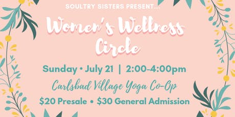 Soultry Sisters Present: Women's Wellness Circle tickets