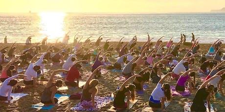 Sunday Zen Yoga with Julianne Aiello tickets