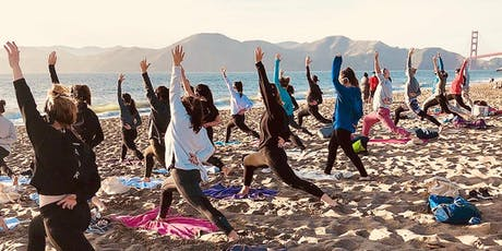 Tuesday Sunset Yoga with Kirin Power tickets