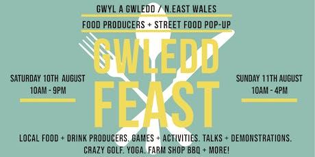 Gwledd | Feast. N.E Wales Food + Drink Producers festival + BBQ tickets