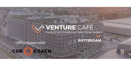 Start up Coaching with Cor the Coach - Venture Café -  18th of July 2019 tickets