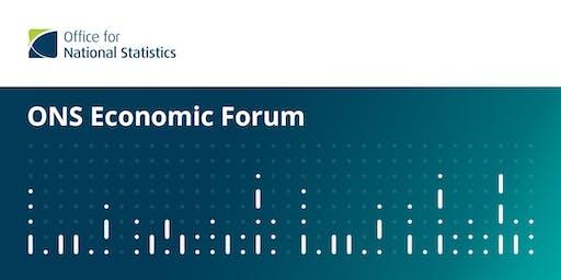 ONS Internal Economic Forum