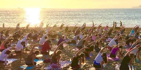 Sunset Zen Yoga with Kirin Power tickets