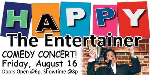 HAPPY's Comedy Concert