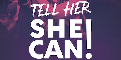 Tell her she can: 261 Fearless Info Session tickets