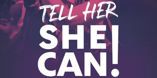 Tell her she can: 261 Fearless Info Session