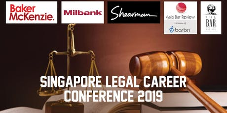 Singapore Legal Career Conference tickets
