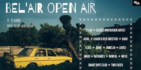 Bal'air festival Marrakech billets