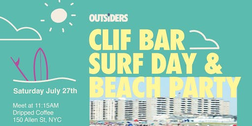 Surf Day & Beach Party