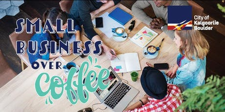 Small Business over Coffee August tickets