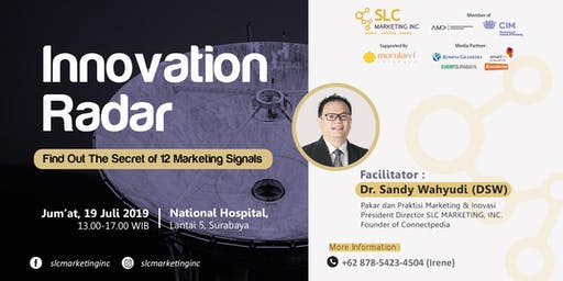 [PAID EVENT] INNOVATION RADAR - Find Out the Secret of 12 Marketing Signals