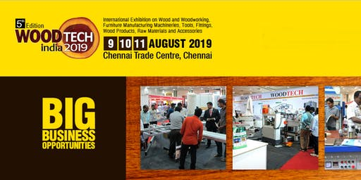 Wood Tech India 2019