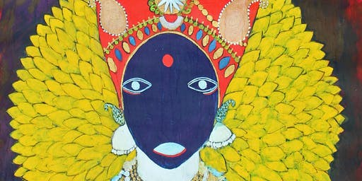 THE SPIRITUAL - the art of Prafulla Mohanti, Priyantha Weerasuriya and Eccentric-O