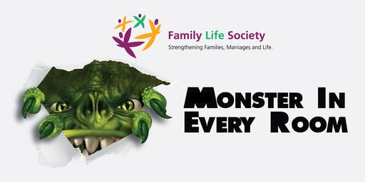 Monster in Every Room 9 Oct 2019