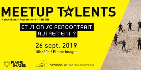 MEETUP TALENTS billets