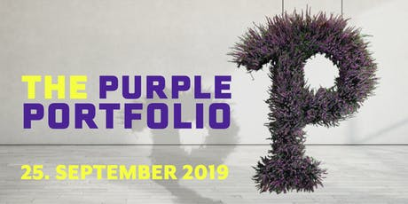 The Purple Portfolio Tickets