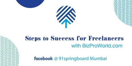 Steps to Success for Freelancers	 tickets