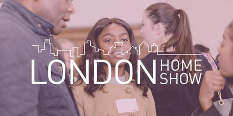 London Home Show Autumn 2019 tickets
