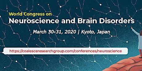Brain Disorders 2020 billets