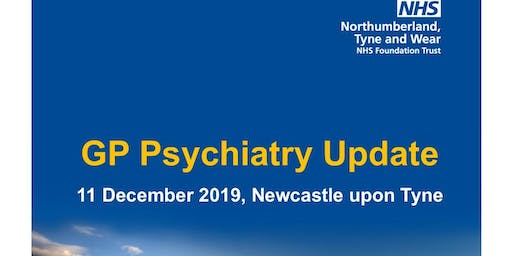 GP Psychiatry Update Event