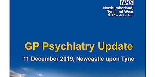 GP Psychiatry Update Event