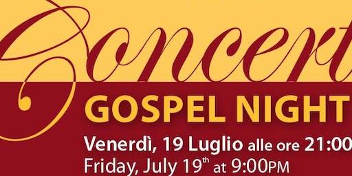 La notte del Gospel a Firenze!