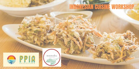 Indonesian Cuisine Workshop tickets