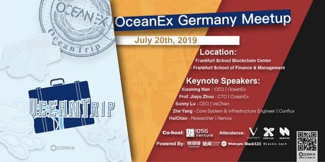 OceanEx Germany Meetup tickets