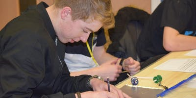 Problem Solving Challenge - 5th February 2019 - Tomlinscote School, Camberley, GU16 8PY