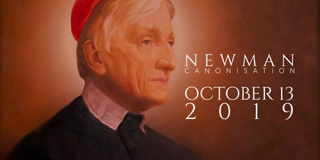 The Canonisation of John Henry Newman tickets