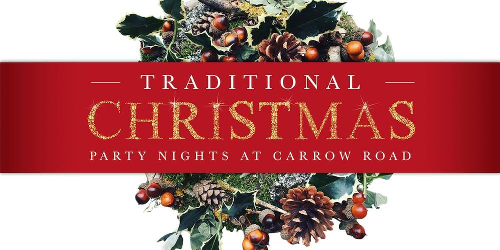 Traditional Christmas.Traditional Christmas Party Nights At Carrow Road