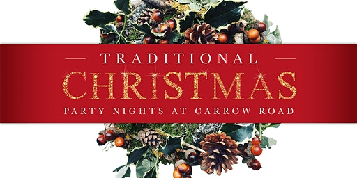 Traditional Christmas Party Nights at Carrow Road
