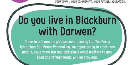 Community Voices - Darwen Heritage Centre tickets