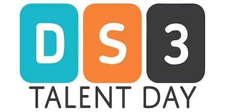 Data Science Talent Day 2019 - Partnered Company tickets