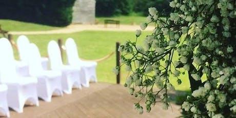 The Limes Summer Wedding Open Evening tickets